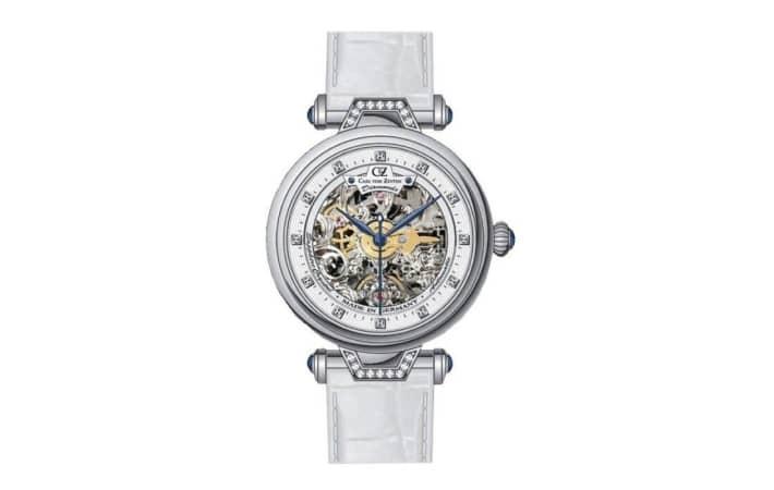 Zegarek damski Carl von Zeyten Simonswald 0070WH