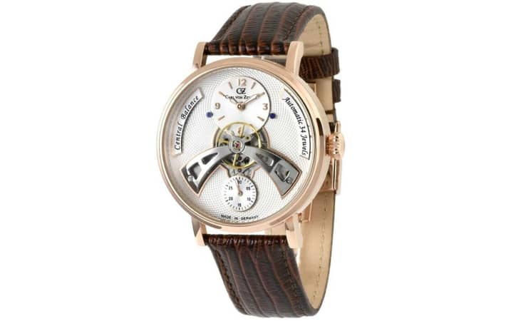Zegarek męski Carl von Zeyten Baden Baden 0042RWH