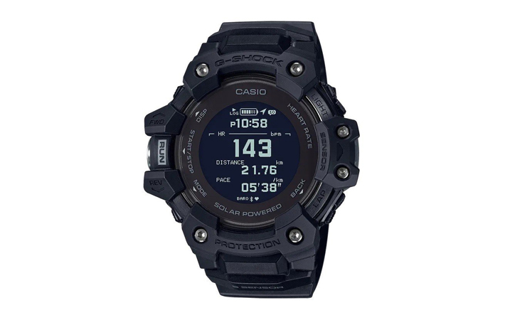 Zegarek męski Casio G-Shock G-Squad GBD-H1000-1ER