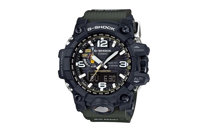 Zegarek męski Casio G-Shock Mudmaster GWG-1000-1A3ER