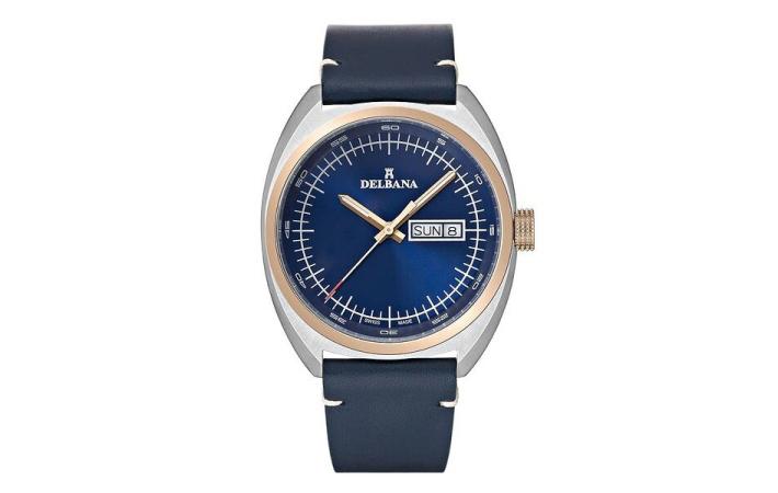Zegarek męski Delbana Locarno 53601.714.6.042