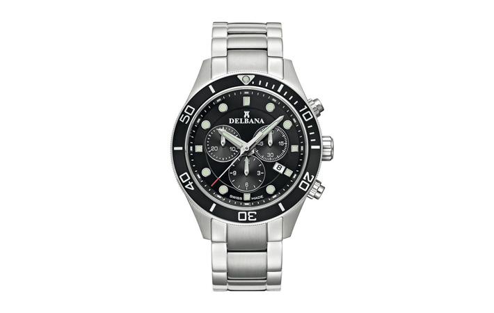 Zegarek męski Delbana Mariner 41701.718.6.034