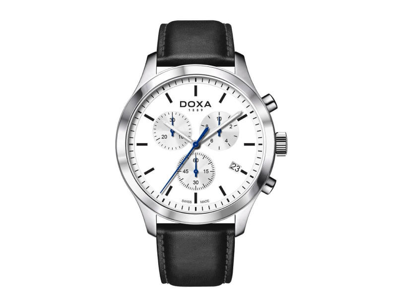 Zegarek męski Doxa D-Chrono 165.10.015.01