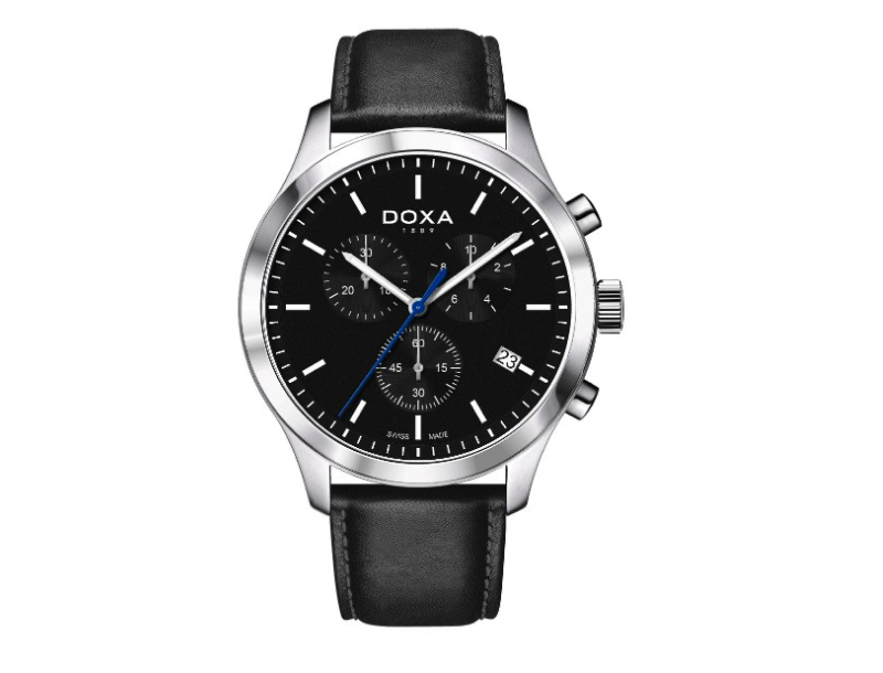 Zegarek męski Doxa D-Chrono 165.10.101.01