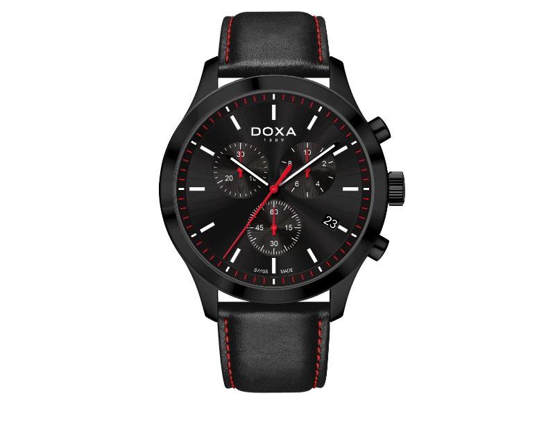 Zegarek męski Doxa D-Chrono 165.70.071.01