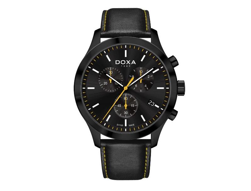 Zegarek męski Doxa D-Chrono 165.70.081.01
