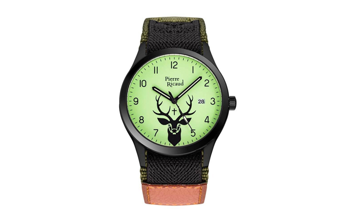 Zegarek męski Pierre Ricaud P97240.B82OREQ