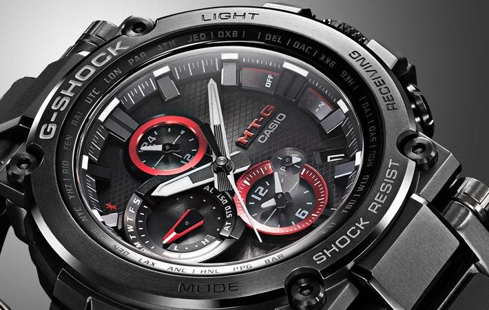 Casio G-Shock M-TG MTG-B1000B-1AER