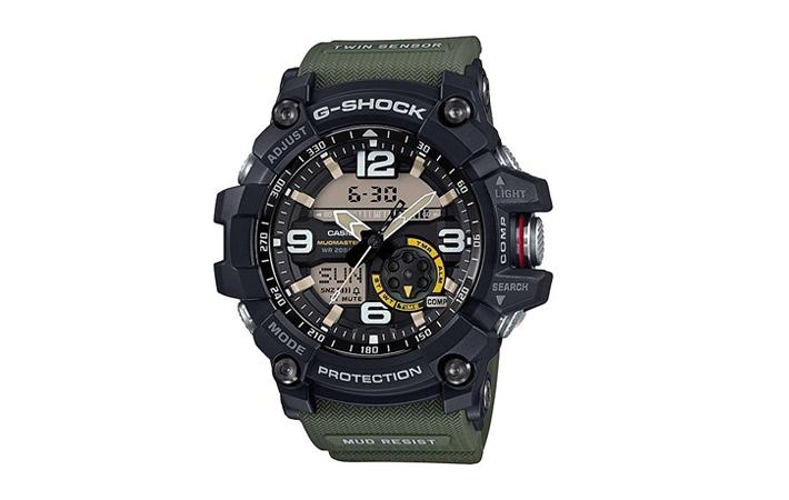 Zegarek męski Casio G-Shock Mudmaster GG-1000-1A3ER