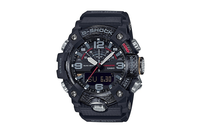 Zegarek męski Casio G-Shock Mudmaster GG-B100-1AER