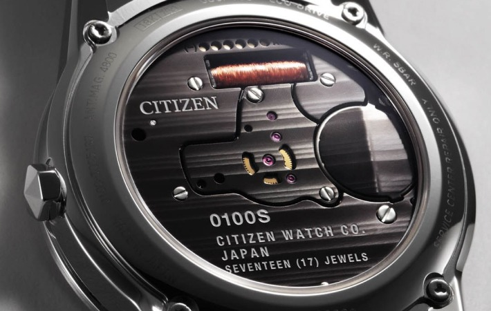 Zegarki Citizen Calibre 0100