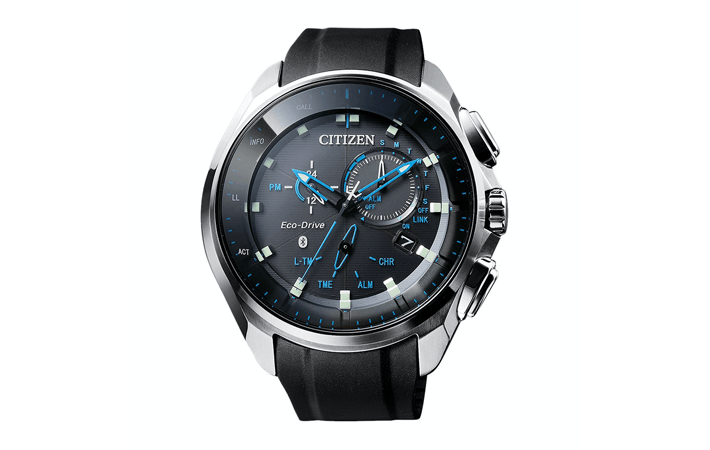 Citizen Eco Drive Bluetooth BZ1020-14E