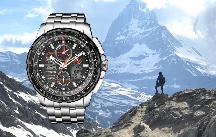 citizen zegarek męski jy8069-88e