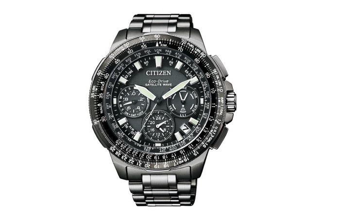 Zegarek męski Citizen Satellite Wave CC9025-51E