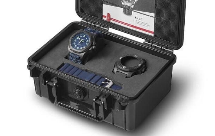 Zestaw z zegarkiem I.N.O.X.