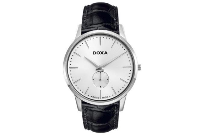 Zegarek męski DOXA Slim Line Gents 105.10.021.01