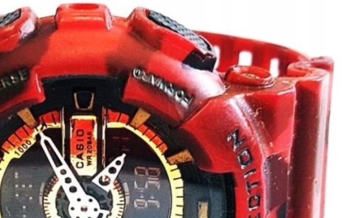 Podróbka G-Shock