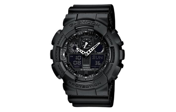 Zegarek męski Casio G-Shock Standard Analog-Digital GA-100-1A1ER