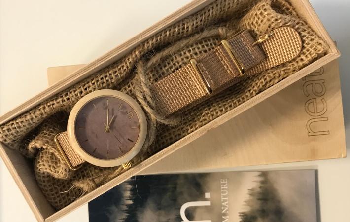 Polskie zegarki Neat