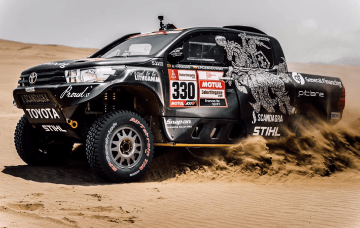 Rajd Dakar 2019 - 41. edycja