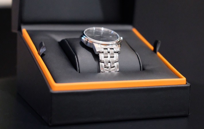 Zegarek w pudełku