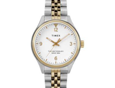e93929a9d74c61 Zegarek damski Timex Waterbury TW2R69500