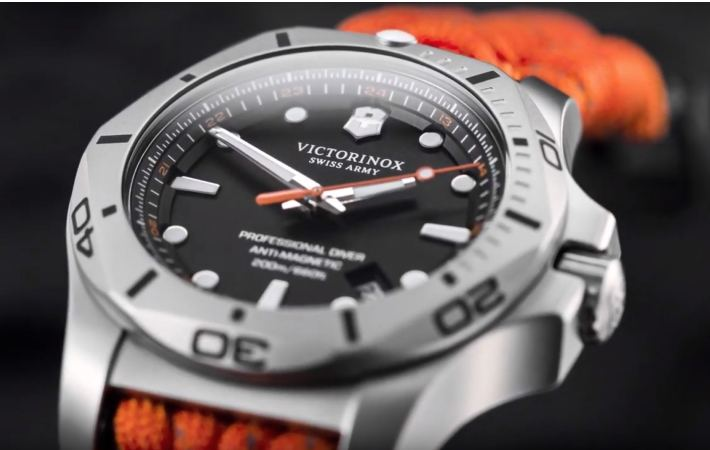 Zegarek męski Victorinox I.N.O.X. Professional Diver 241845