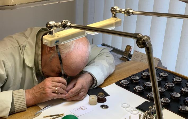 Produkcja zegarków Vostok Europe