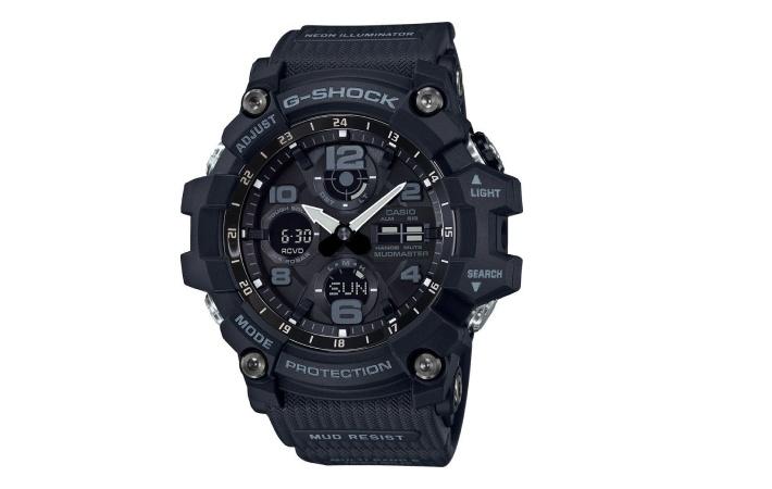 Zegarek męski Casio G-Shock Mudmaster GWG-100-1AER