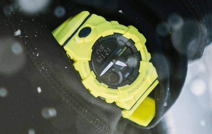 Casio G-Shock G-Squad Bluetooth GBA-800-9AER