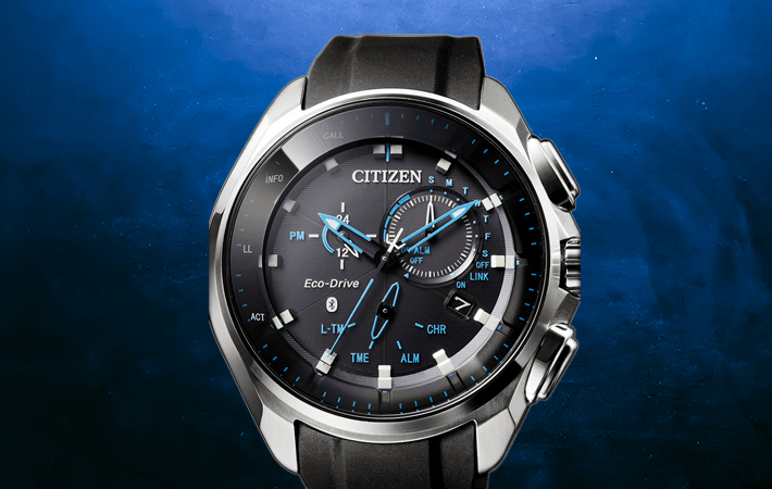 Citizen Eco Drive Bluetooth BZ1020-14E