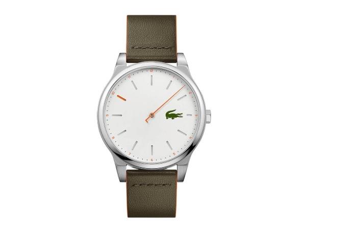 339c8afdf Zegarek z jedną wskazówką - czy to możliwe? Nowości Lacoste pokazują, że w  projektowaniu zegarków możliwe jest wszystko
