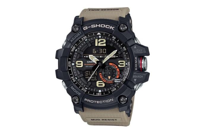 Zegarek męski Casio G-Shock Mudmaster GG-1000-1A5ER