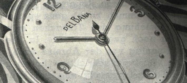 Zegarki Delbana