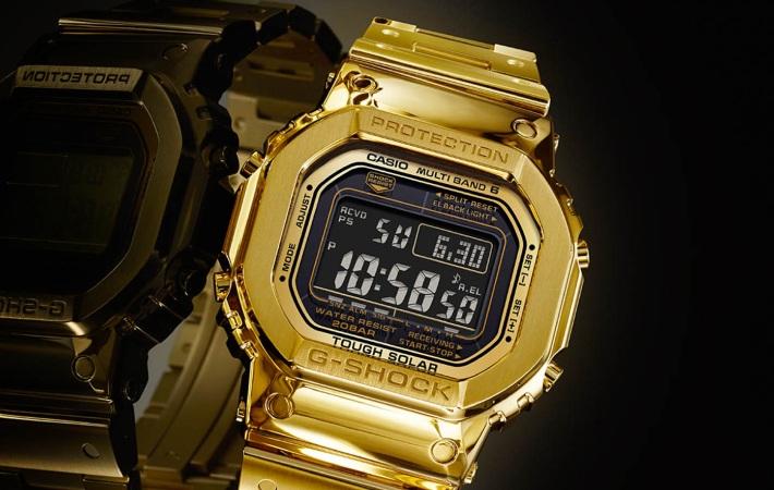 Casio G-Shock G-D5000-9JR